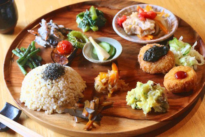 Vege Cafe &Yoga TAMAYA:日吉にあるオーガニックランチを楽しめるカフェ