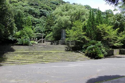 福昌寺跡(島津本家墓所)