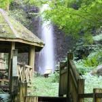 布引の滝(白金の滝)