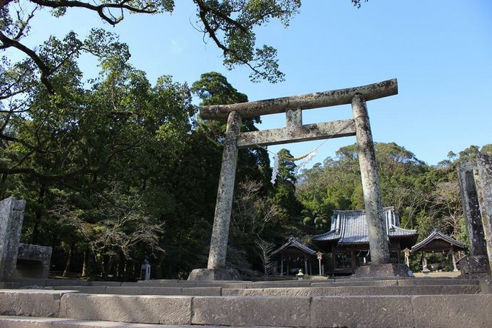 【南さつま市】竹田神社(日新寺跡):幕末の偉人や鹿児島県人に大きな影響を与えたいろは歌