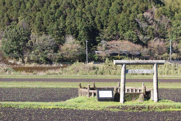 豊玉姫陵と豊玉姫神社:あまり知られていない神話の姫のお墓