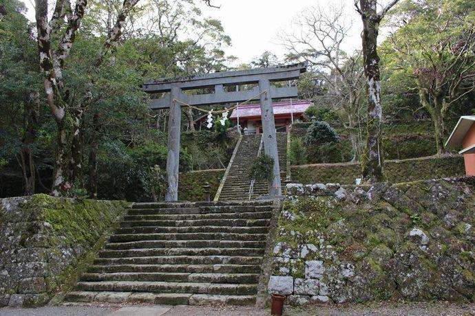 【南さつま市】野間神社・野間岳:ニニギノミコトを中心に皇神を祭る