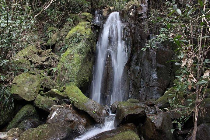 西之谷滝:冒険心を呼び起こさせられた滝