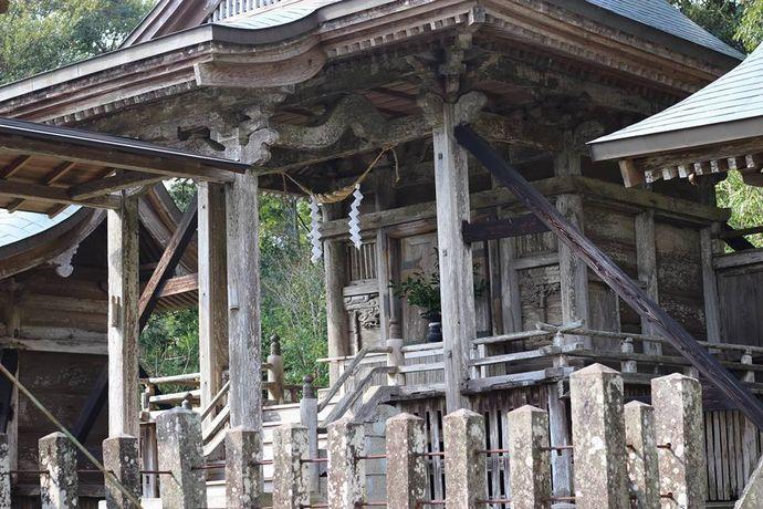 【南さつま市】竹屋神社:笠沙宮以降の神話と山幸彦の御陵が伝わる地