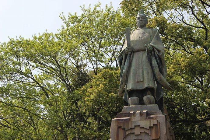 島津斉彬公像