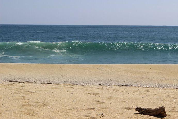 辺塚海岸:昔のままの白い海岸【肝付町】