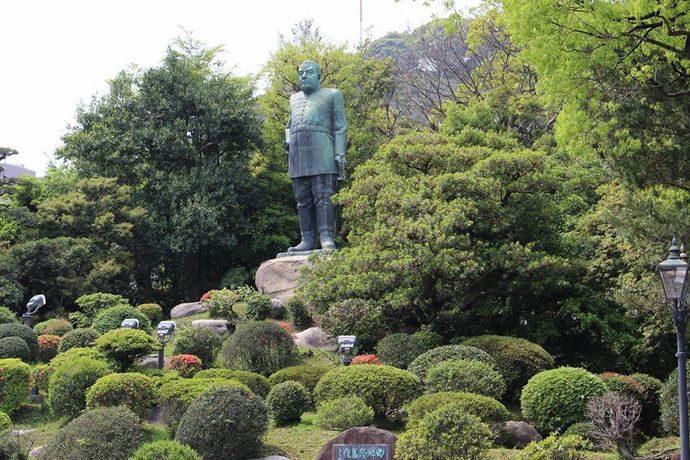 西郷隆盛像:鹿児島を代表する観光スポット