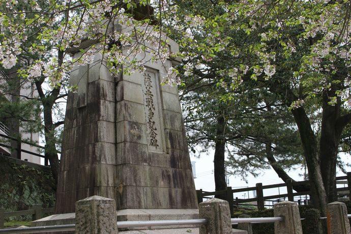 薩英戦争砲台跡:今も残る戦争の跡は都市景観に