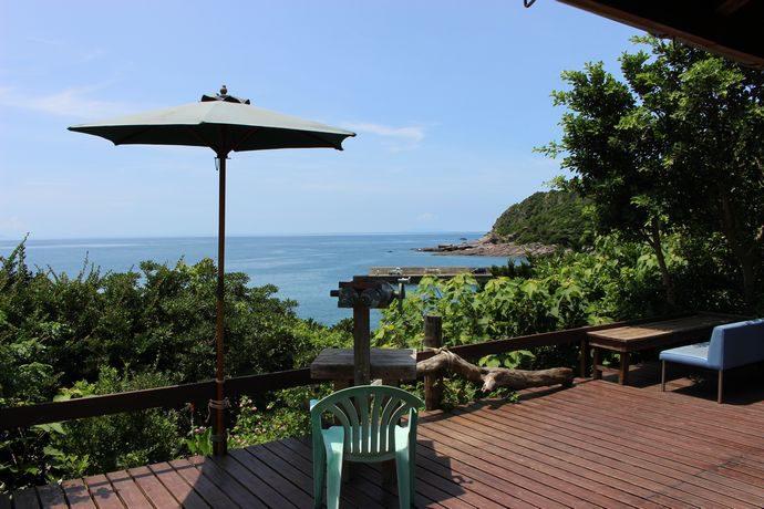 【南さつま市】ラ・フィーユ:リピーター続出!坊津の海辺カフェ