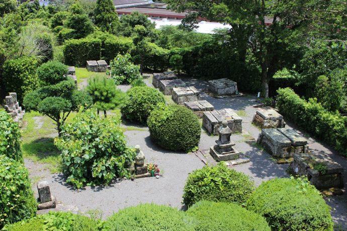 坊津の一乗院跡