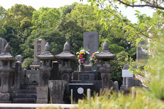南洲墓地:南洲翁西郷隆盛らが眠る鹿児島県民の聖地