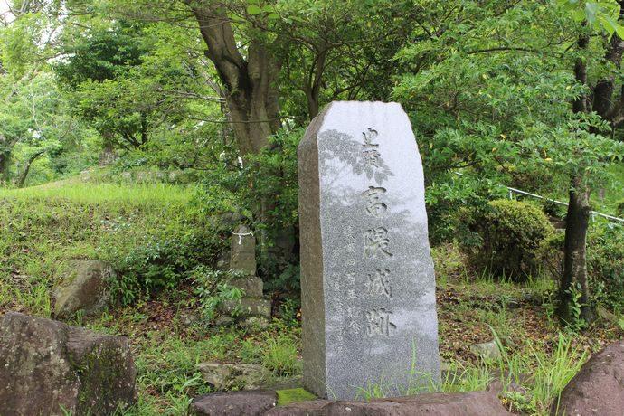 島津義弘公と富隈城跡