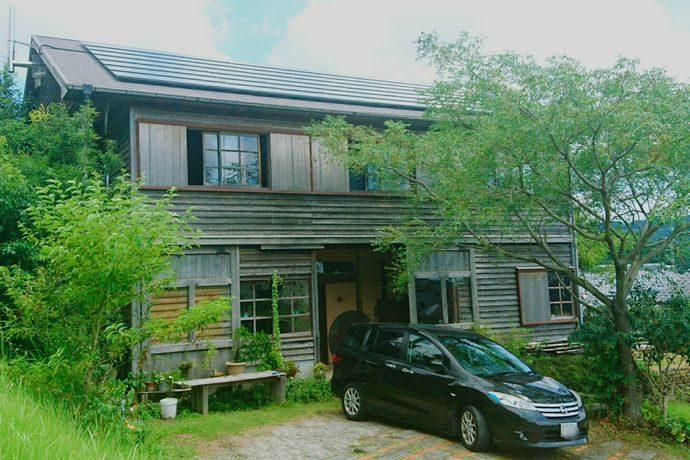 coffee&gallery蒼:どこか懐かしい木造の建物の中で過ごせるカフェ @中山