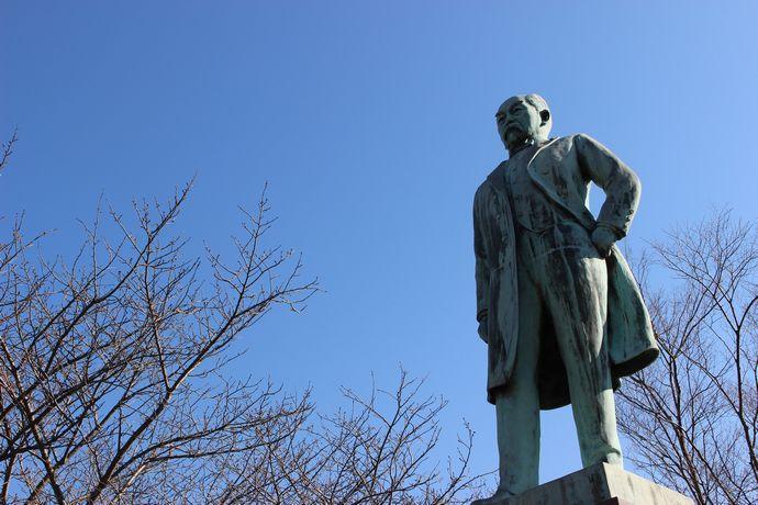 松方正義 像:日本銀行の生みの親であり日本の資本主義の基礎を作った名宰相