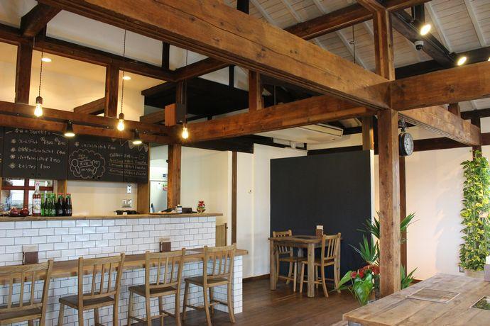 cafe食堂JyuJyu(カフェ食堂 ジュジュ):坂之上で人気沸騰中のお食事処