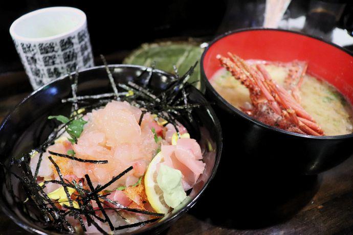 阿久根太郎寿司で伊勢えび祭りを楽しむ!