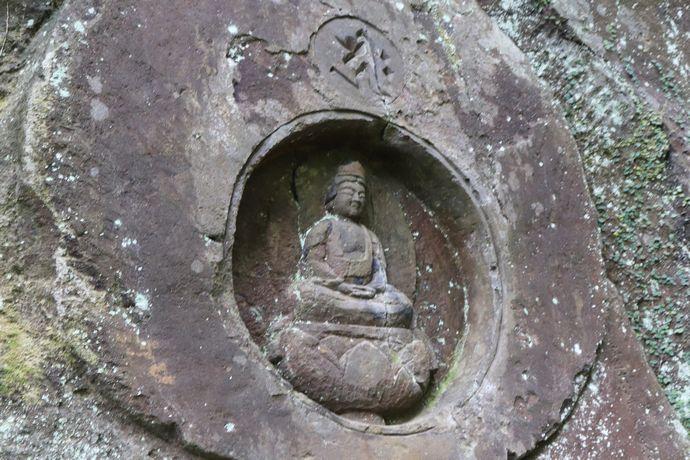 薩摩川内市に残る鎌倉・室町期の倉野磨崖仏・小路磨崖仏への参拝