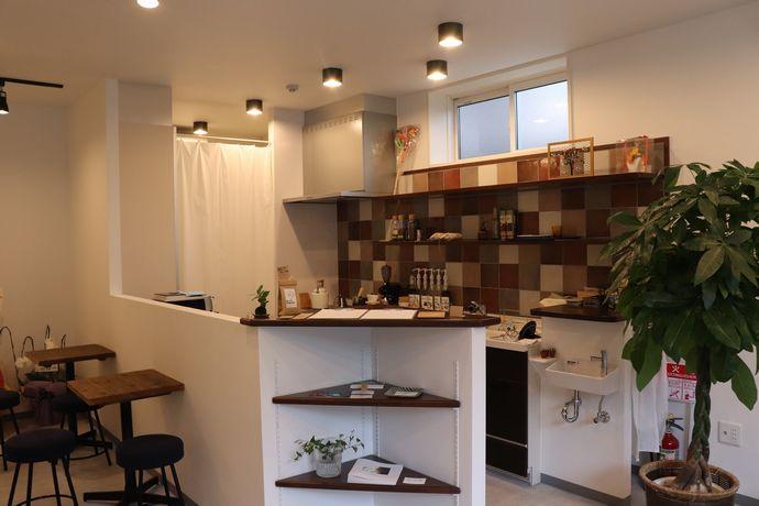 BON'S COFFEE(ボンズコーヒー):谷山に誕生した地域の癒しカフェ