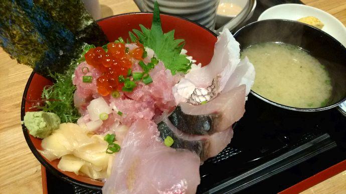 鹿児島海鮮丼