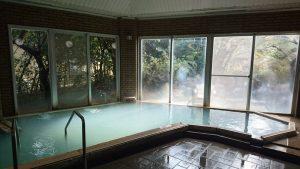 【日置市】福住温泉旅館:西郷さんも訪れた吹上温泉の一角!硫黄泉の泉質がたまらない!