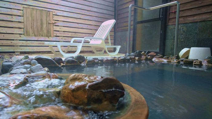 指宿ベイヒルズ HOTEL&SPA:貸し切り温泉でゆったり過ごす時間