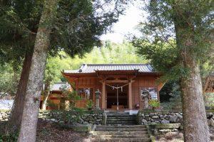 【薩摩川内市】斧渕の諏訪神社:建立から600年以上!静かな境内で過ごす時間