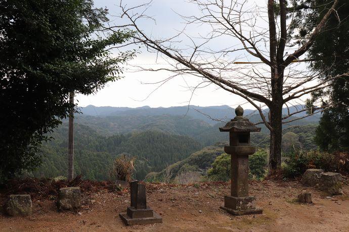 【鹿児島市】大鳥神社と仙寿院跡:旧松元町入佐の史跡巡り その2