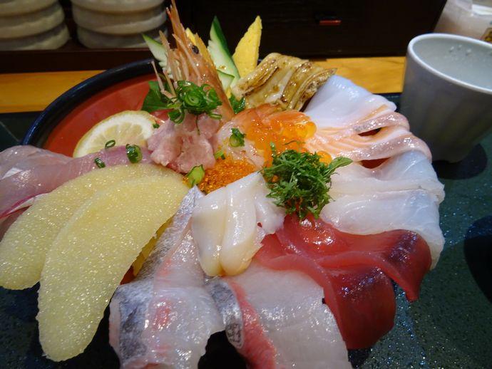 鹿児島 海鮮丼