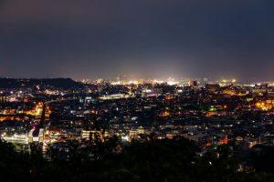 【鹿児島市谷山】谷山神社:眺望や夜景がきれいな神社近辺はかつて親王の御所があった