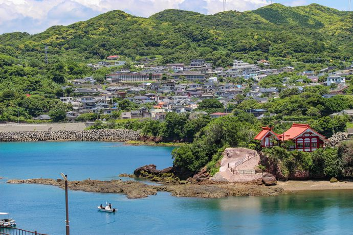 【南さつま市】密貿易屋敷のあった坊津の港町は夏の魅力満載の風景があった