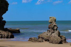 【薩摩川内市】人形岩:薩摩川内を代表する風景スポットと悲しき伝承