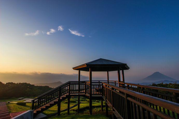 大野岳公園からの眺望