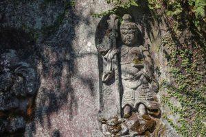 高田磨崖仏と霧島堰&霧島社:江戸時代の信仰と技術を今に伝える場所【南九州市川辺町】