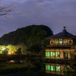 夜の岩屋公園へ月に照らされた〇〇を見に行く【南九州市川辺町】