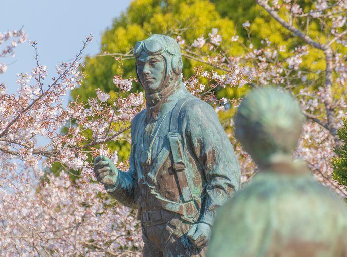 春こそ知覧特攻平和会館の桜とその情景を見るべし!