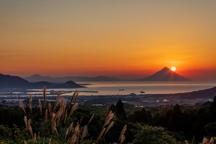 耳取峠:南さつま海道八景で唯一の日の出スポットは一見の価値あり!