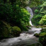 【薩摩川内市樋脇町】藤本の滝:八重山の水が集まる薩摩川内市の景観重要資産